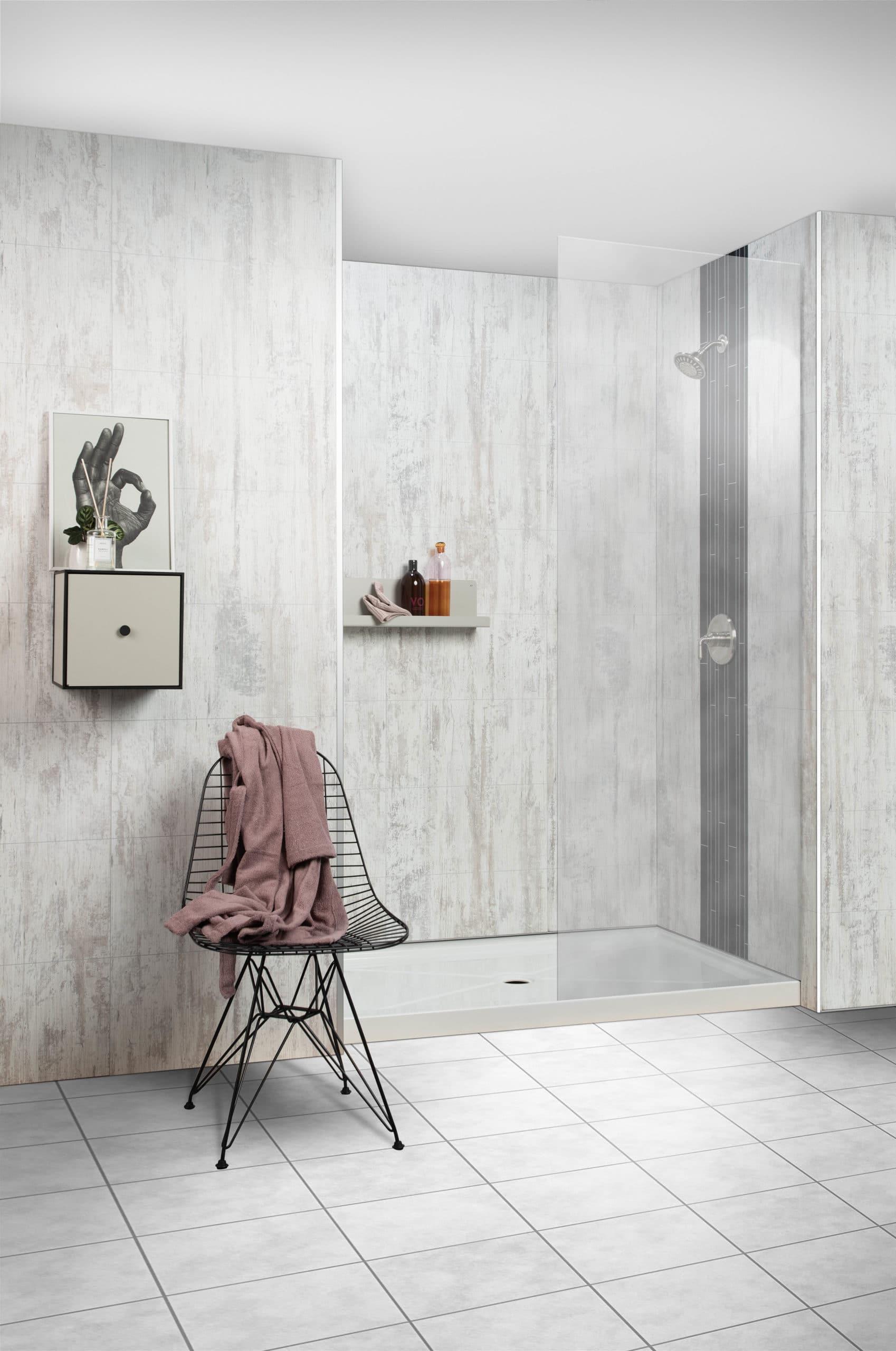 Waterproof Wall Systems And Bathroom Panels, Waterproof Paneling For Bathrooms